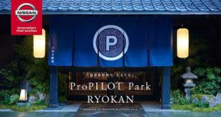 NISSAN'ın ProPILOT PARK Teknolojisi, Japonya'da Günlük Hayattaki Eşyalara Uyarlandı