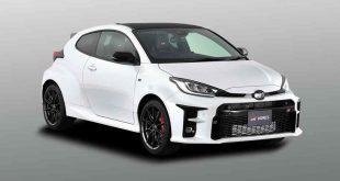 Toyota Yeni GR Yaris Ürün Gamını Tanıttı