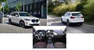 BMW'nin Tamamen Elektrikli İlk ''X'' Modeli Yeni BMW iX3 Ön Siparişe Açıldı
